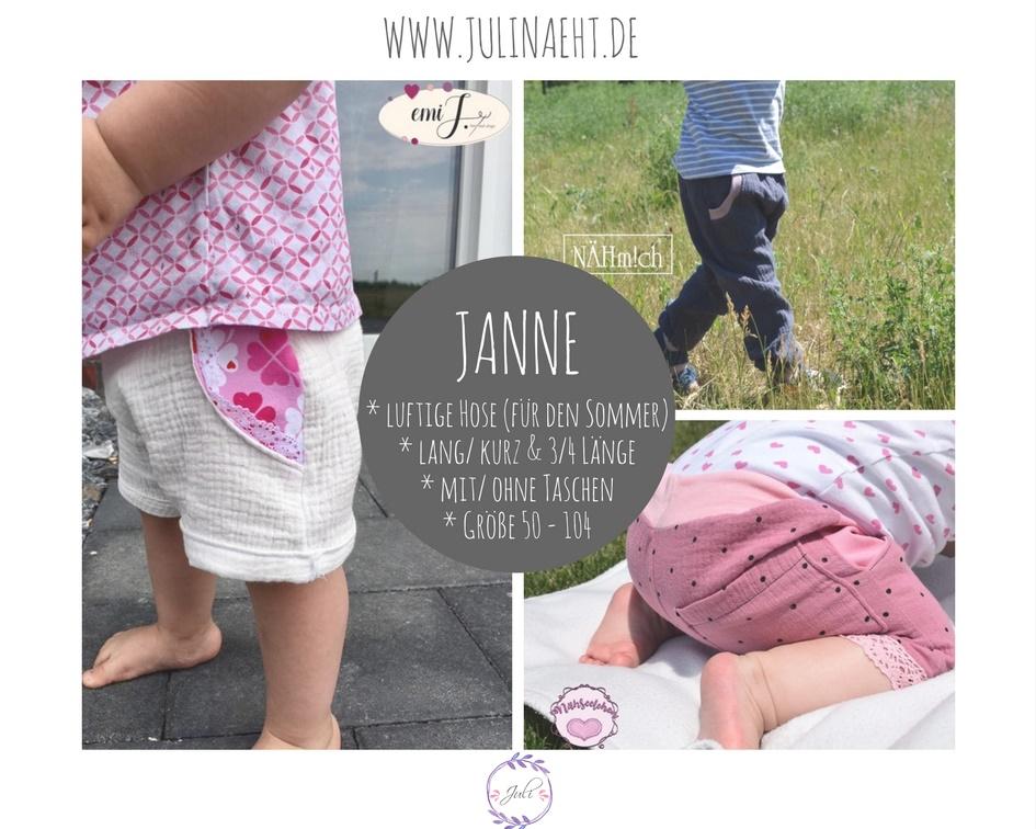 Musselinhose Janne
